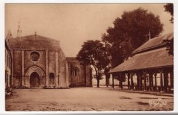 Ile D'Oléron (Charente-maritime)  Eglise De Saint-Georges - Ile D'Oléron