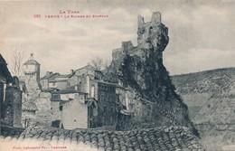 CPA - France - (81) Tam - Penne - Le Rocher Du Chateau - Otros Municipios