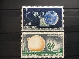 FRANCE  YT 1360.1361.  Neuf **. 1962. Côte 0.95 € - France