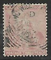 S.Africa, CoGH, 1881, 3d Pale Claret, Used - Cape Of Good Hope (1853-1904)