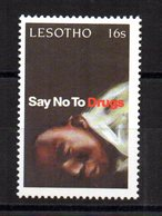 Sello  Nº 959 Lesotho - Lesotho (1966-...)