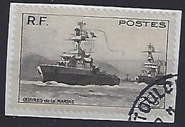 France 1946 Pour Les Ouevres De La Marine  (o) Yvert 752 - France