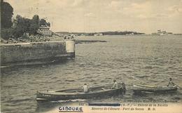 64 CIBOURE ENTREE DE LA NIVELLE RESERVE DE CIBOURE FORT DE SOCOA - Ciboure