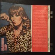 Magazine Russe Sonore Krugozor Кругозор Flexi-disc CCCP USSR Amanda Lear 12.1978 - Objets Dérivés