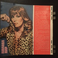Magazine Russe Sonore Krugozor Кругозор Flexi-disc CCCP USSR Amanda Lear 12.1978 - Altri Oggetti