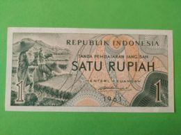 Satu Rupia 1961 - Indonesia