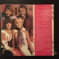 Magazine Russe Sonore Krugozor Кругозор Flexi-disc CCCP USSR ABBA 8.1978 - Objets Dérivés