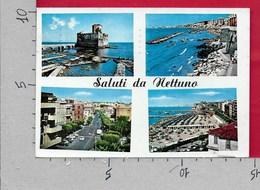 CARTOLINA VG ITALIA - Saluti Da NETTUNO (ROMA) - Vedutine Multivue - 10 X 15 - ANN. 1970 - Saluti Da.../ Gruss Aus...