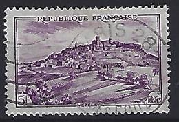 France 1946 Vézelay  (o) Yvert 759 - France