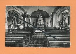 CPSM -  Condé Folie   -  (Somme ) - L'église - Frankrijk