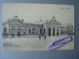 IEPER : La Gare  En  1909 - Ieper