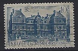 France 1946  Palais Du Luxembourg  (o) Yvert 760 - France