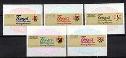 Serie  Nº 332/6 Tonga - Tonga (1970-...)