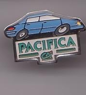 Pin's Crédit Agricole  C.A. Pacifica Voiture  Réf 160 - Bancos