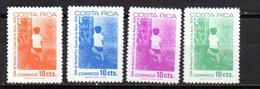 Serie  Nº 340/3  Costa Rica - Costa Rica