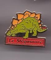 Pin's Le Stégosaure Dinosaure Réf  197 - Animaux