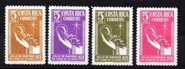 Serie  Nº 301/4  Costa Rica - Costa Rica