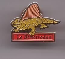 Pin's Le Dimétrodon Dinosaure  Réf  199 - Animaux