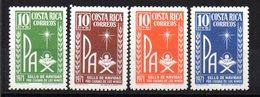 Serie  Nº 305/8  Costa Rica - Costa Rica