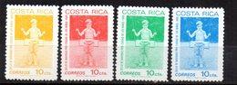 Serie  Nº 344/7  Costa Rica - Costa Rica