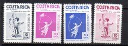 Serie  Nº 336/9  Costa Rica - Costa Rica