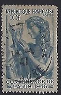 France 1946  Conference Du Paris  (o) Yvert 762 - France