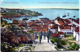 ALBANIA ALBANIE SHQYPENIA SHKODRA SHKODER AUTRE VUE  1919 - Albanien