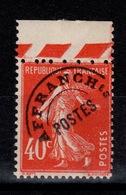 Preoblitere YV 64 Semeuse N** Luxe Fraicheur Postale (avec Encore Des Petits Ronds Entre Les Dents Nord ! ) Cote 45 Eur - 1893-1947