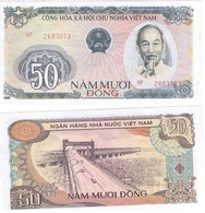 Vietnam Viet Nam - 50 Dong 1985 Pick 97 UNC Ukr-OP - Vietnam