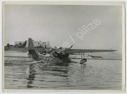 (Aviation) Hydravion Lioré 47 à Antibes. Fort Carré. - Aviation