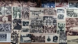 Océanie - Lot De 51 CPA - Papouasie - Iles Salomon - Missionnaires Nouvelle Guinée - Ecole - Soeurs Indigènes - Canaques - Postcards
