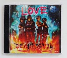 CD : Love/Death Devil ( Shigeo Komori ) PCCG-70076 Pony Canyon 2010 - Soundtracks, Film Music