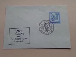 GABLITZ 14.11.1981 ( WvD Omslag Met Gelegenheidsstempel ) > ( Zie/voir Foto's Voor/pour Détails ) Enveloppe ! - 1945-.... 2ème République