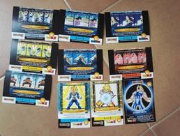 Lot 10 Cartes Neuve -Dragonball Z  - Serie 1 - Dragonball Z