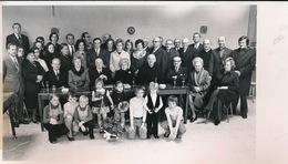 LEMBEKE    1973 FOTO +- 13 X 10 CM -  GOUDEN  BRUILOFT - Kaprijke