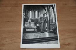 5724- ST. BENEDICTUS-ABDIJ  ACHEL  ABDIJKERK ; PRIESTERKOOR - Hamont-Achel