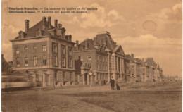 ETTERBEEK   La Caserne Du Guideset Du Lancier. - Etterbeek