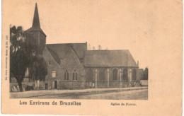 FOREST Eglise De Forest  Environs De Bruxelles. - Forest - Vorst