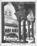 "PUB BATTERIE  ""  FULMEN   ""    1933 (3) - Transportation"