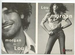 Lou Est Morgan - Lou Doillon Actrice Chanteuse - Mode (cp Vierge) - Entertainers