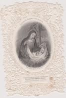 Image Religieuse Canivet   La Bonte Du Seigneur S'est Montree Consolez Vous  Mon Peuple  Letaillee Paris - Images Religieuses