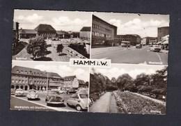 Vente Immediate Hamm I. W. ( Multivues  Bahnhof Westentor Marktplatz Südring Volkswagen Coccinelle H. Koch) - Hamm