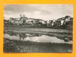CPSM FRANCE 31  ~  CAZERES ~  Vieilles Maisons Sur La Garonne  ( Combier 50/60 ) - France