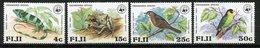 Fidji, 1979, Yvert 389/392, Scott 397/400, MNH - Fidji (1970-...)