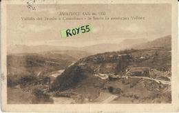 Lazio-rieti-amatrice Veduta Vallata Del Tronto Castellano Monte Vettore Primi 900 (v.retro) - Italie