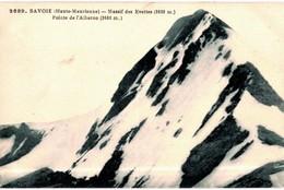 CPA N°23573 - SAVOIE - MASSIF DES EVETTES - POINTE DE L' ALBARON - Bonneval Sur Arc