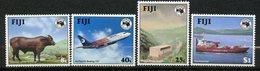Fidji, 1984, Yvert 511/514, Scott 514/517, MNH - Fidji (1970-...)