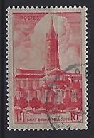 France 1947  Cathédrales Et Basiliques  (o) Yvert 772 - France