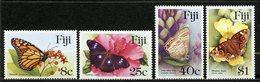 Fidji, 1985, Yvert 515/518, Scott 523/526, MNH - Fidji (1970-...)
