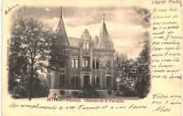 JETTE-SAINT-PIERRE  - Château De La Feraille. - Jette